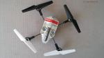 kompakter, Kunstflugtauglicher Quadcopter