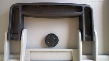 stabiler Griff und automat. Luft-Ventil