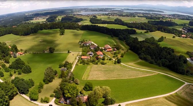 FPV fliegen Ratzinger Höhe – Chiemsee
