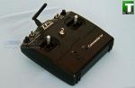 2,4 GHz Funke mit Switches und Dreh-Potis