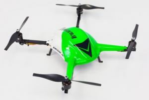 Carbon 3D Multicopter für Kunstflug
