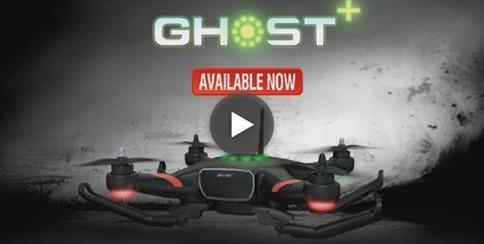 TTRobotix Ghost+ jetzt erhältlich!