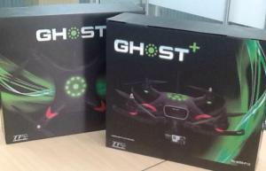 Ghost+ Verpackung