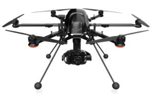Multicopter von Yuneec