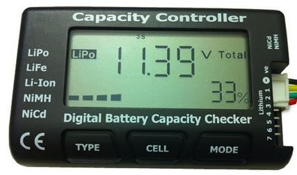 Smartguard LiPo Checker