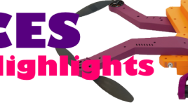 CES 2015: Drone Highlights