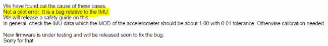 IMU Bug