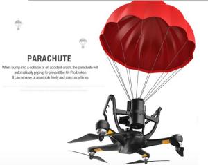 Fallschirm am Hubsan X4 Pro