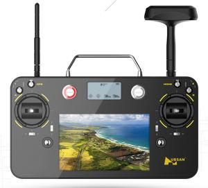 X4 Pro Pultsender mit FPV-Bildschirm