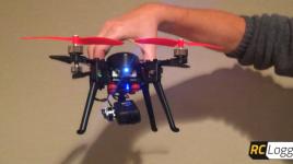RcLogger X1 Kamera Gimbal für Mobius Cam
