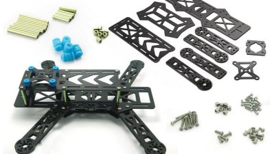 Mini Quad Frame Nighthawk