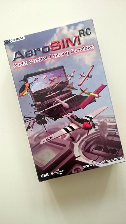 AerosimRC Packshot