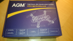 AGM Nighthawk 250 Quadrocopter