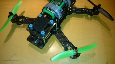 Mini Quadrocopter AGM Nighthawk