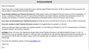 DJI Firmware 3.08