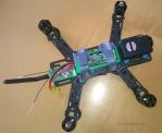Night Hawk Mini Quadrocopter
