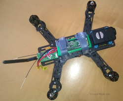 Night Hawk Mini Quadrocopter