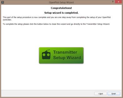 Openpilot GCS Wizard