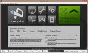 OpenPilot GCS