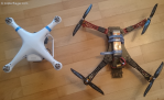 X520 vs Phantom2