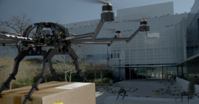 Drones everywhere