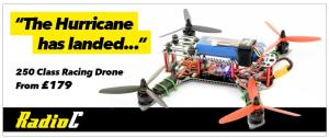 Hurricane MK1 Racing Quadcopter