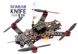 Scarab Knife 270 Racing Quad