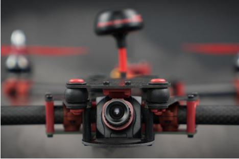 Vortex Front mit einstellbarem FPV Winkel, Quelle: ImmersionRC