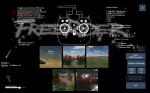 Freerider Startbildschirm