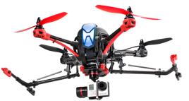 Nova X350 mit Einziehfahrwerk