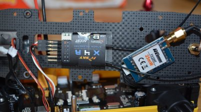 Align MR25: Video-Tx und Empfänger