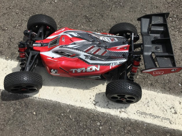 Arrma Typhon 6S 1:8 4WD Buggy