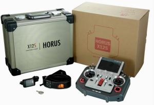 Lieferumfang der Horus X12