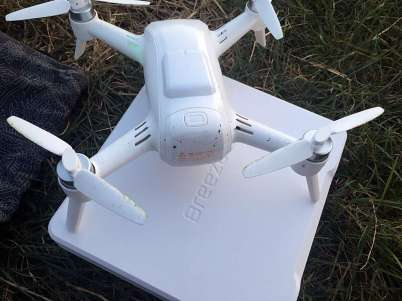 Breeze: Selfie Copter