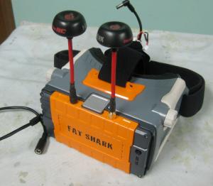 Prototyp Fatshark Transformer
